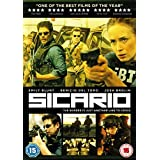 Sicario [DVD] [2015] by Emily Blunt