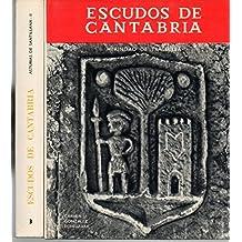 ESCUDOS DE CANTABRIA. TOMO I. TRASMIERA. TOMO III. LAS ASTURIAS DE SANTILLANA, VOL. II. TOMO IV. ASTURIAS DE SANTILLANA Y EL BAJO ASON. TOMO V. VALLES DE SOBA, RUESGA, PAS, LIENDO, GURIEZO Y PROVINCIA DE LIEBANA.