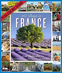 365 Days in France Picture-a-Day 2016 Calendar
