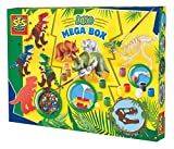 SES Creative 14587 - Dino Mega Box, Gelb