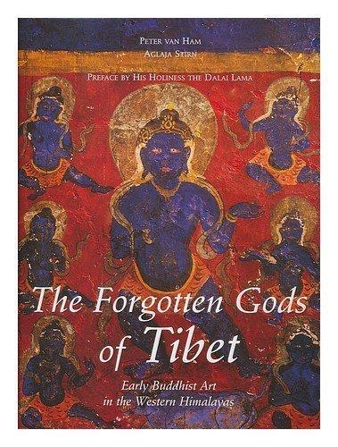 LES DIEUX OUBLIES DU TIBET. : L'art bouddhiste médiéval dans l'Himalaya occidental par Peter Van Ham