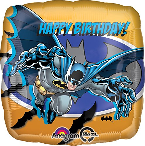 Amscan - Globo de helio Batman (Amscan International 1775201)