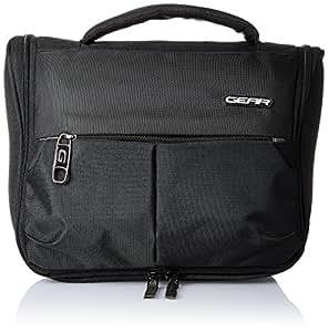 GEAR Black Toiletry Bag (ACCTLTPCH0112)
