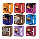 Lavazza A Modo Mio Coffee Capsules Starter Set with 9 Varieties