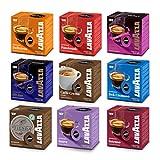 Lavazza A Modo Mio Kaffee Kapseln, Starter-Set mit 9 Sorten