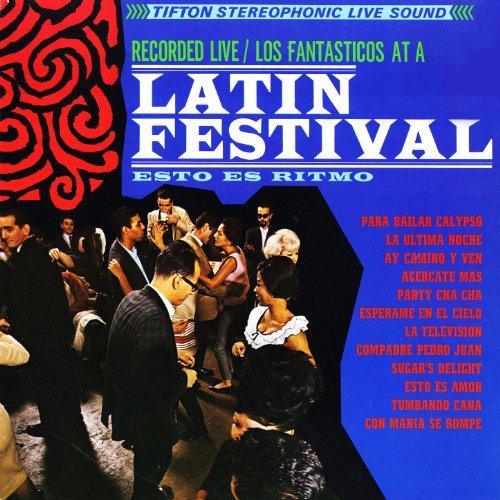 Latin Festival esto es Ritmo! Recorded Live
