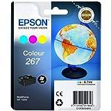 Epson WorkForce - Tinta, color cian, magenta y amarillo válido para EPSON WorkForce WF-100W