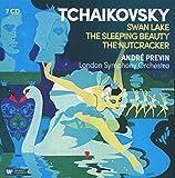 Tchaikovsky: 3 Ballets (Swan Lake, Nutcracker, Sleeping Beauty)