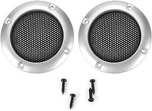 Wendry Lautsprecherabdeckung 2 Zoll Lautsprecherabdeckung Elektronik