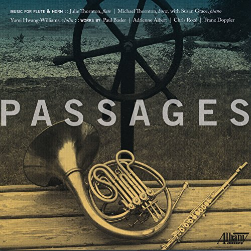 Passages - Music for Flute & Horn -