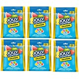 Jolly Rancher Lollipops, 54g - Pack of 6