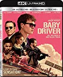 Baby Driver 4K Uhd + Bluray Region Free Available Now