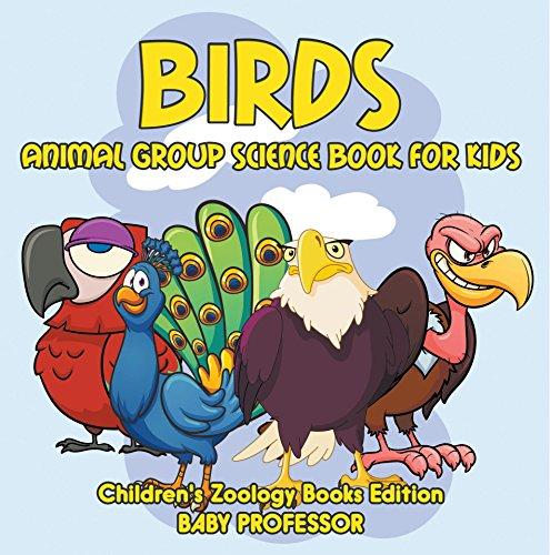 Descarga gratuita Birds: Animal Group Science Book For Kids   Children's Zoology Books Edition Epub