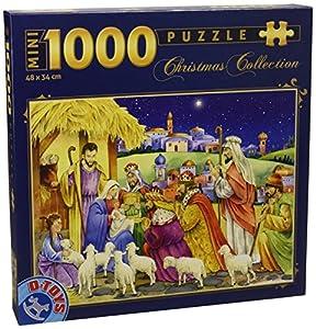 D-Toys - Rompecabezas, 1000 piezas (DT67371-CM04)