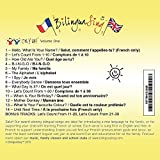 French For Children Songs CD (ON Y VA Vol.1)   BilinguaSing Sing & Learn   LOVED BY FAMILIES!