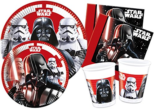 'Ciao y4492 Kit Party Tisch Star Wars