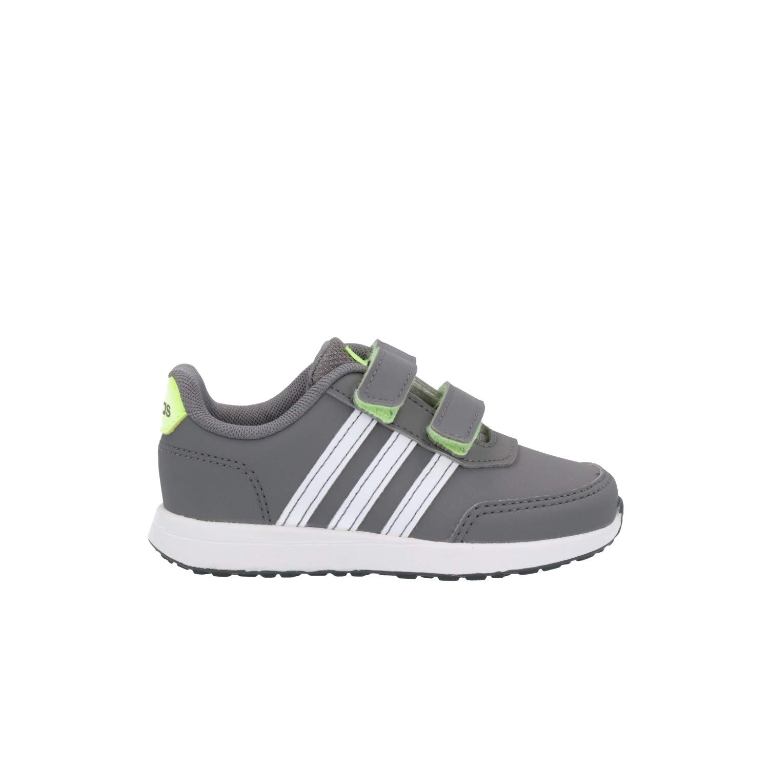 e18701dda3 Adidas Unisex-Kinder Vs Advantage Clean Sneakers, Weiß (Footwear ...
