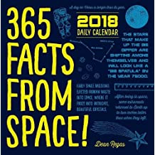 365 Facts from Space! 2018 Daily Calendar (Calendars 2018)