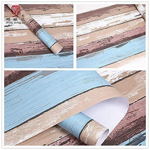 Wandaufkleber dicke wasserdichte schlafzimmer wohnzimmer schlafsaal tapete hintergrund wand selbstklebende tapete dekoration aufkleber tapete-60 cm * 5 mt