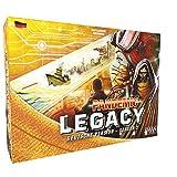 ZMan ZMND0002 Pandemic Legacy - Season 2, Spiel, Gelb