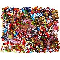 Süßigkeiten – Mix 210-teilig, für Kindergeburtstag mit 6 Kinder, 1er Pack (1 x 937g)