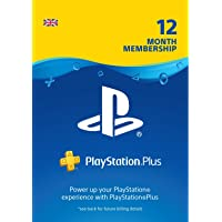 PlayStation Plus: 12 Month Membership | PS4 |…