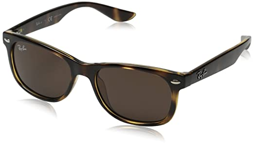 ray ban clubmaster amazon  Ray Ban Unisex - Kinder Sonnenbrille Junior 9052S 152/73, Gr. One ...