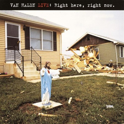 Van Halen Live: Right Here, Right Now By Van Halen (1993-02-22)