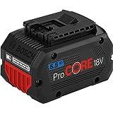 System profesjonalny 18 V firmy Bosch: akumulator ProCORE18V 5.5Ah (18 V, 955 g, opakowanie kartonowe)