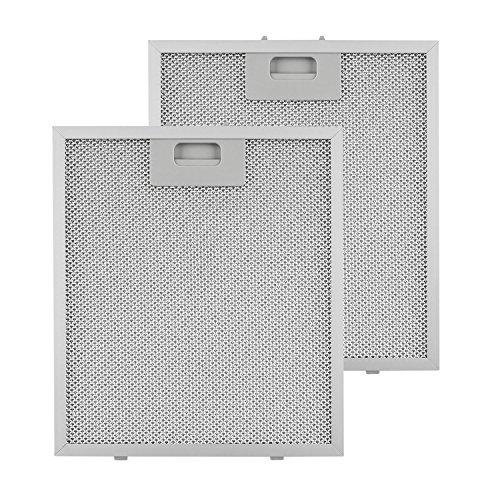 Klarstein Repuesto de Filtro de Grasa de Aluminio • 25,8 x 29,8...