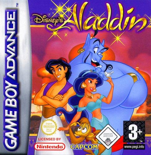 Gameboy Disney Spiele (Aladdin (Disney))