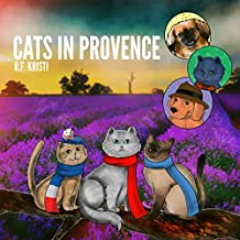 Cats in Provence (Inca Book Series 3) (English Edition)