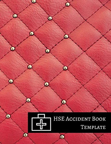 HSE Accident Book Template