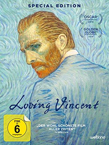 LOVING VINCENT - Limitierte Special Edition (Digipak inkl. Soundtrack und Abspann-Booklet)