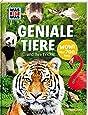 WAS IST WAS Geniale Tiere ... und ihre Tricks: Über 700 Fotos und 182 Tiere in einem Lexikon für Kinder (WAS IST WAS Edition)