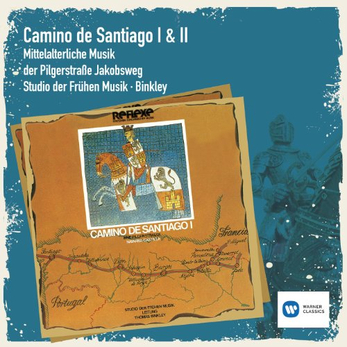 Camino de Santiago - Musik der Pilgerstraße (Jacobsweg)