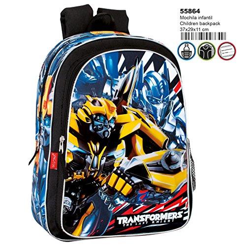 Transformers Premium School Backpack, 37 cm, Multicolour