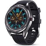 GOKOO Orologio Intelligente Uomo Smartwatch Braccialetto Sport IP68 Impermeabile Cardiofrequenzimetro Monitor del Sonno Orolo