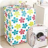Ducomi® Turbo Wash - Futter für große Abdeckungen Bad- und Küchengeräte - Ideen für Waschmaschine und Trockner - Verhindert Maschinenschäden - 82 x 62 x57 cm (1 Piece, Dots)