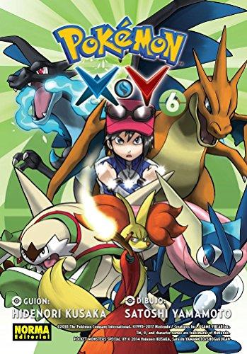 Pokémon X-Y 6