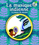La musique indienne livre-cd