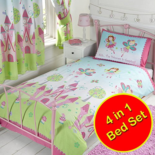 princess-is-sleeping-4-in-1-junior-bedding-bundle-duvet-pillow-covers