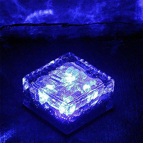 Jardin Lampes cristal