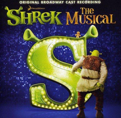Preisvergleich Produktbild Shrek the Musical-UK Edition