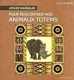 Atelier mandalas pour rencontrer nos animaux totems