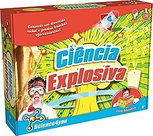 Science4you-Ciencia explosiva (481074