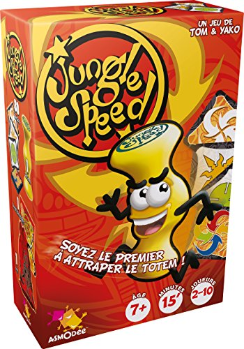 Asmodee – JS04FR – Jungle Speed Gms