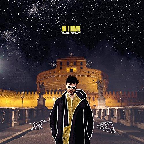 Notti Brave - Doppio Vinile Blu e Giallo Autografato (Esclusiva Amazon.it)