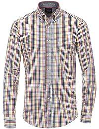 CASAMODA Herren Regular Fit Freizeithemd 442042400-200