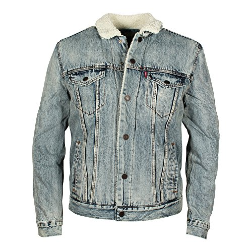 Levi's Women's Sherpa Denim Jacket